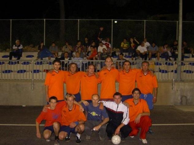 Prvaci ZFL 2005