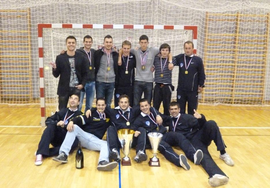 Prvaci ZFL 2012