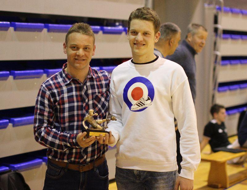 Najbolji strijelac ZFL 2016/2017 Pero Opušić