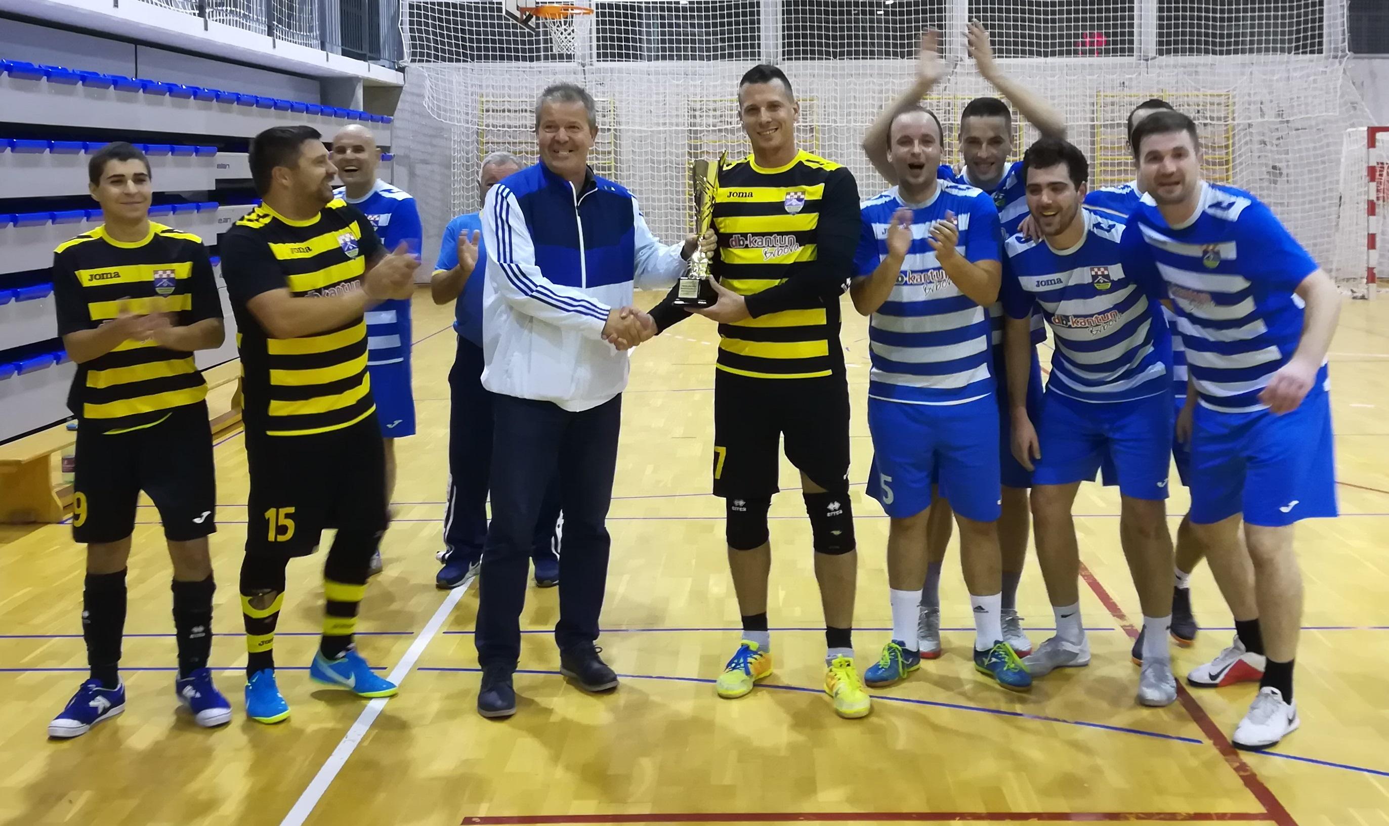 Pobjednici KUP-a 03.11.2018