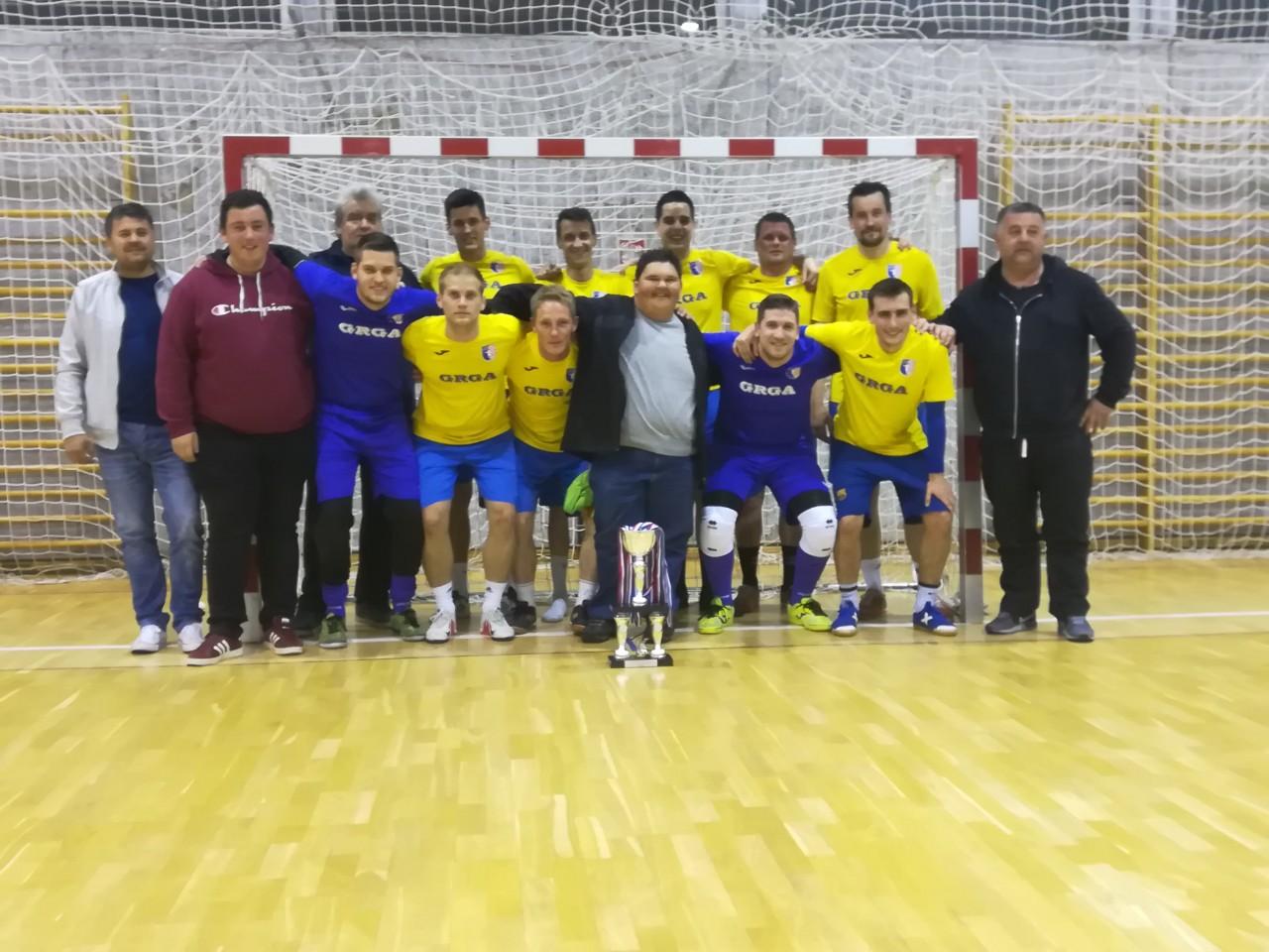 2.mjesto ZFL 2018/2019