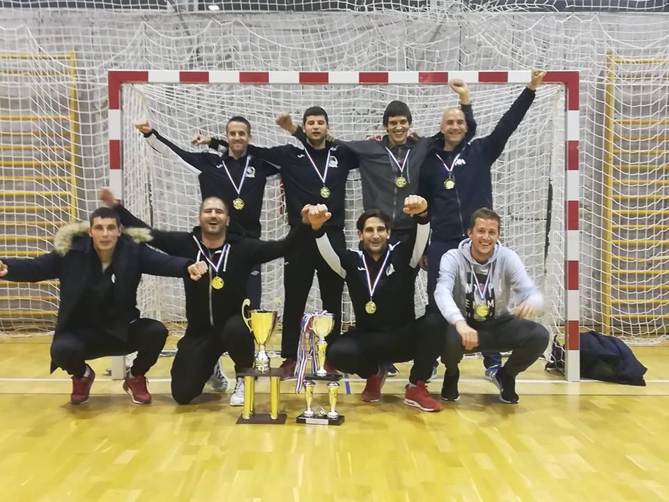 Prvaci ŽFL  2018/2019