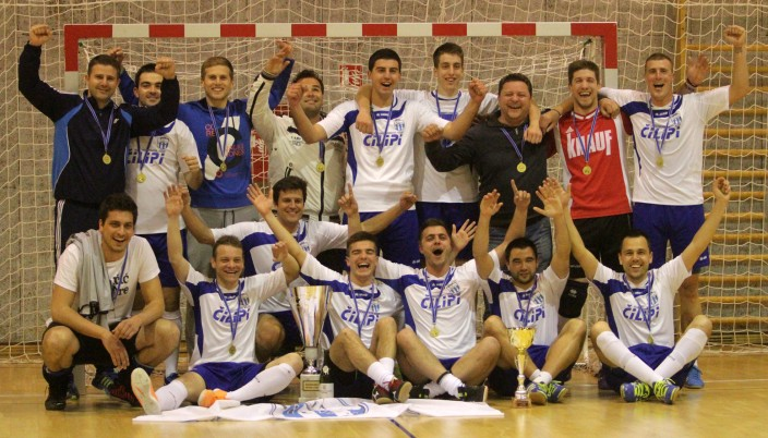 Prvaci ŽFL  2014/2015