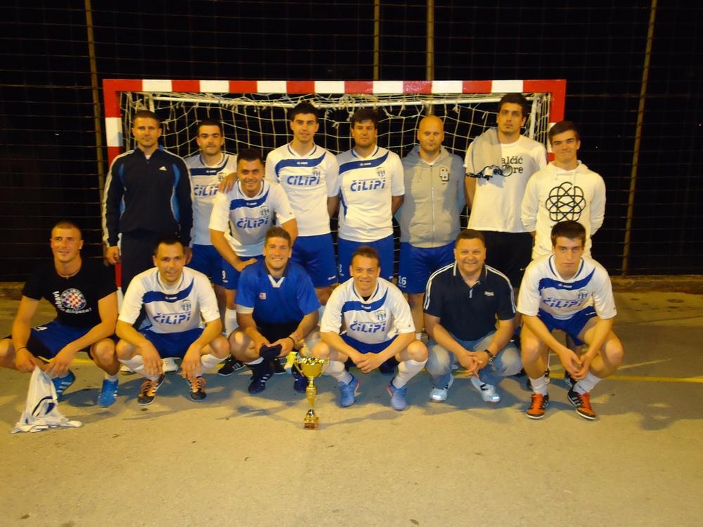 Pobjednici Kup-a ZFL 2014/2015
