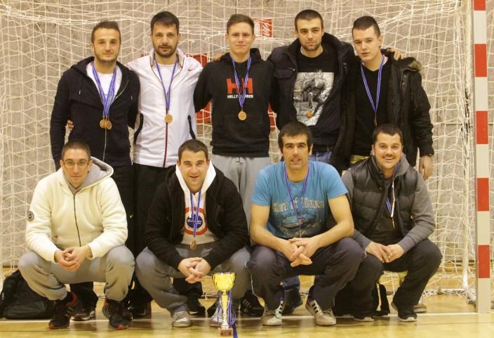 3. mjesto ZFL 2014/2015