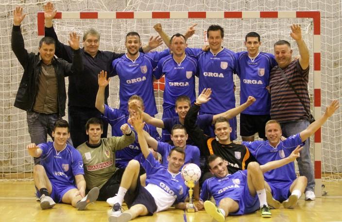 Prvaci ŽFL  2015/2016
