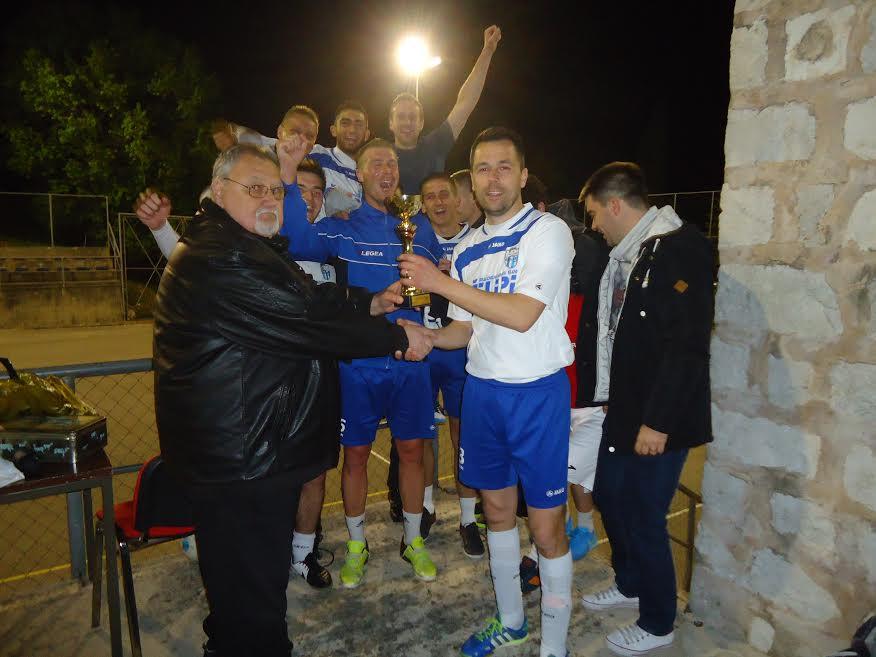 Pobjednici KUP-a 2016/2017
